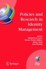 policies and research identity mgt-coverr